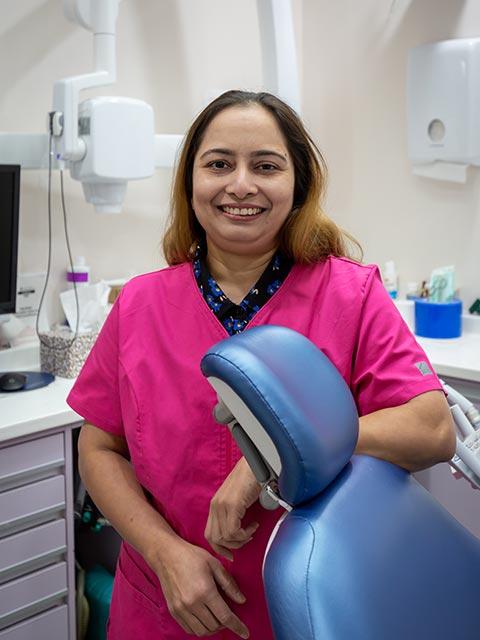 Dr Hina Gohil