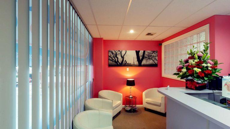 ProSmile Dental - Patient Waiting Area